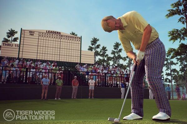 Tiger Woods PGA Tour 14 3