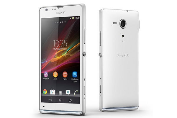 Sony Xperia SP 6