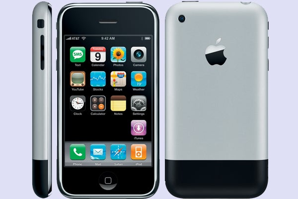 Original Iphone Receives Obsolete Status From Apple