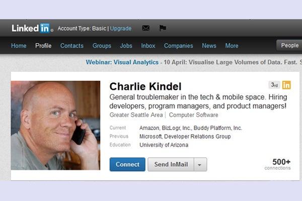 Charlie Kindel