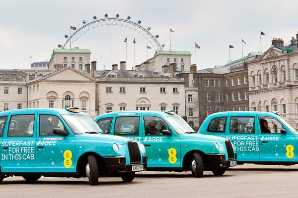 4GEE Taxis