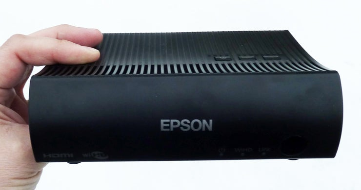 What is the Noise Level of the Epson EH-TW6100W - Kagoo.com