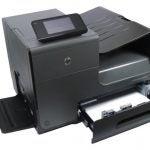 HP Officejet Pro X551dw - Trays