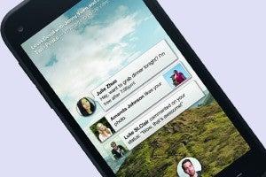 Facebook Home UK Google Play