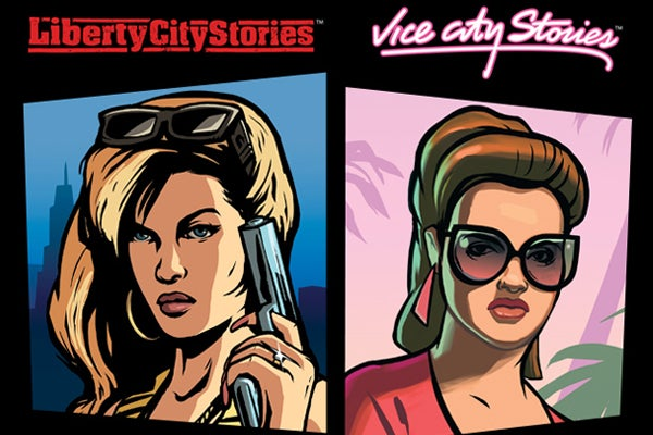 Liberty City Stories and Vice City Stories