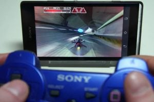 Sony Xperia DualShock 3 support