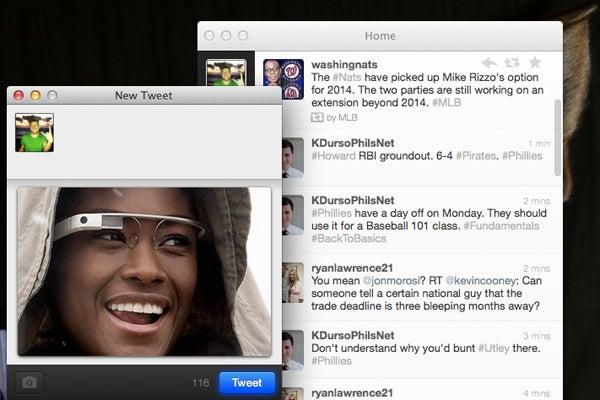 Twitter for Mac