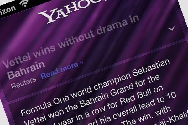 Yahoo Summaries