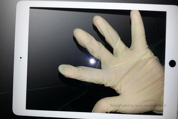 iPad 5 fascia