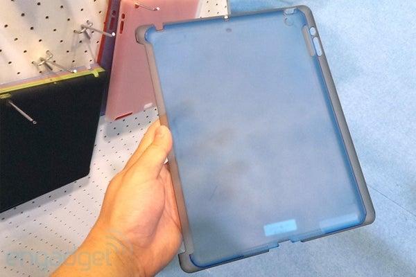 iPad 5 case leak