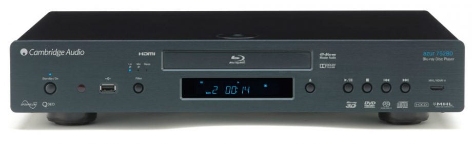 Cambridge Audio 752BD