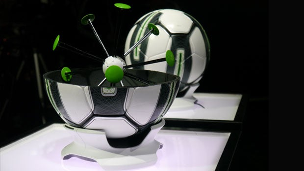Adidas miCoach Smartball confirmed for 2014 release | Trusted Reviews