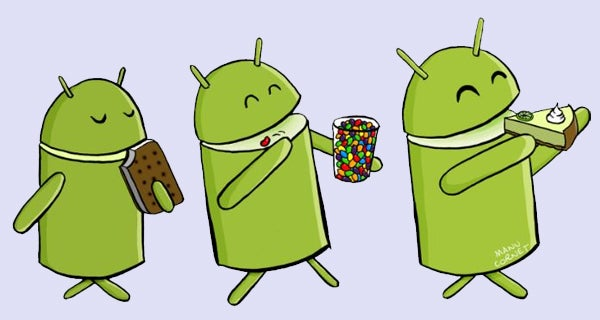 Android 4.3 Key Lime Pie