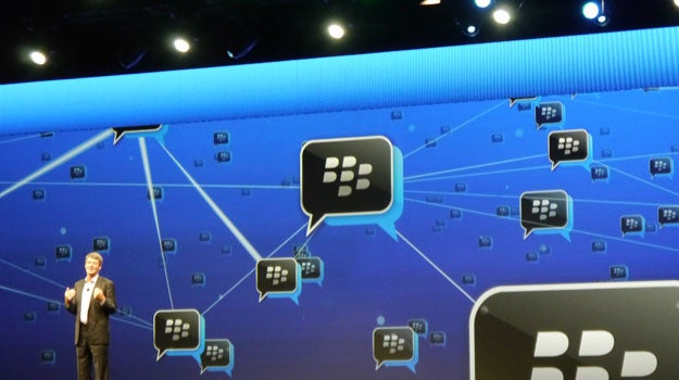 iOS BBM app will not support iPad at launch | Trusted Reviews