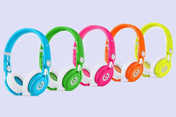 Beats by Dr. Dre launches neon Beats Mixr headphones  cd8cbb9dc