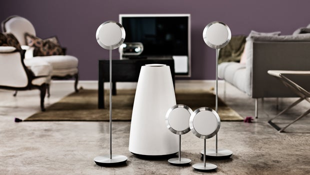Bang U0026 Olufsen BeoLab 14 Surround Sound System Launched
