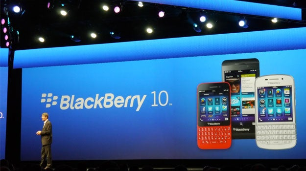BlackBerry 10 Update