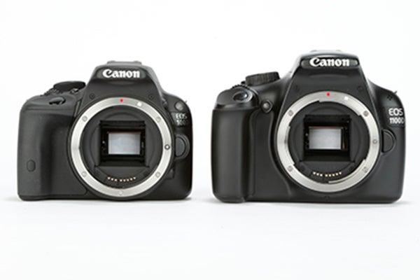 Canon EOS 100D review 2