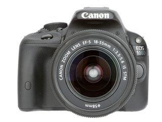Canon EOS 100D review 12