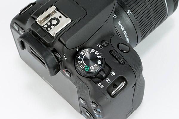 Canon EOS 100D review 5