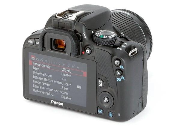Canon EOS 100D review 9