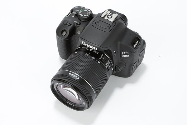 Canon EOS 700D Review | Trusted Reviews