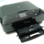 Canon PIXMA MG5450 - Trays