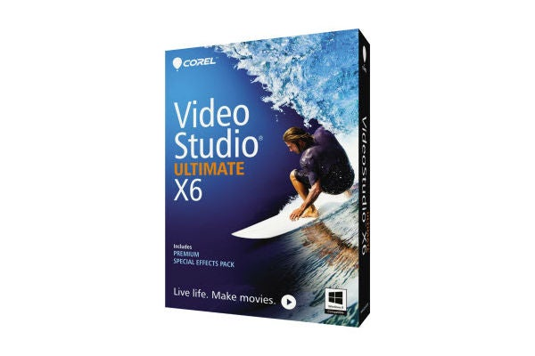 Corel VideoStudio X6 Ultimate review