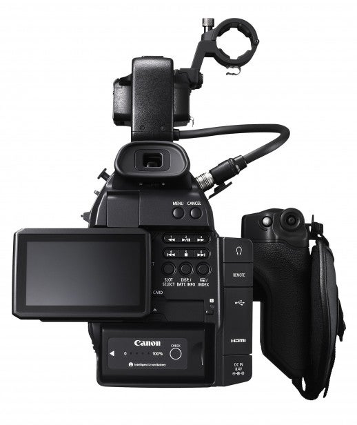 Canon EOS C100 – Recording Formats, Creative Settings, Image