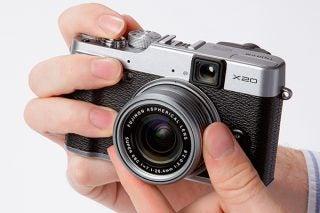 Fujifilm X20 review 11