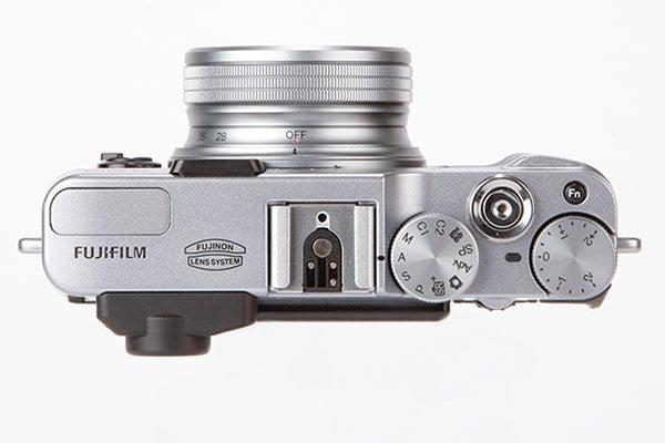 Fujifilm X20 review 8