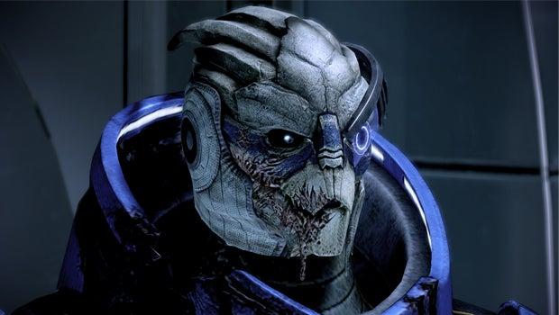 Mass Effect 3: Garrus Vakarian