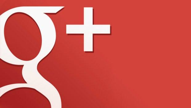 New Google+ design