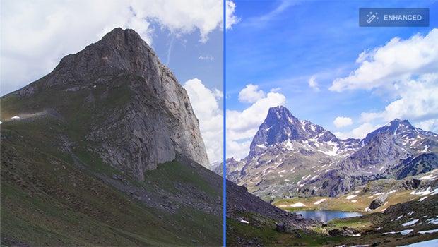 Google+ photos can now be auto-enhanced