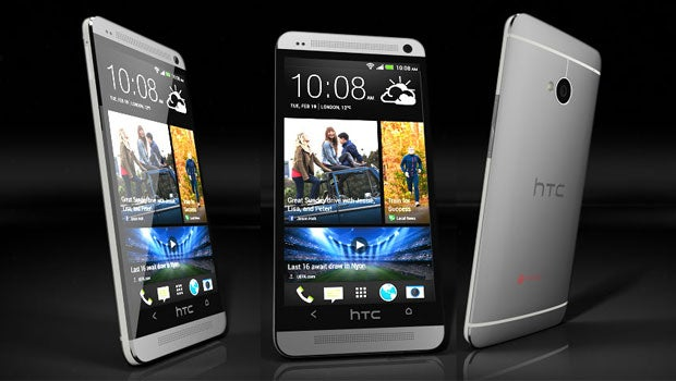 Revised HTC One in the works with larger screen to rival the Samsung Galaxy S4