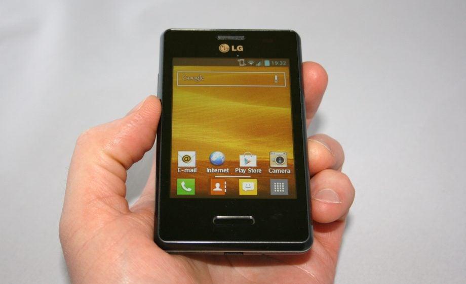 LG Optimus L3 in the Test