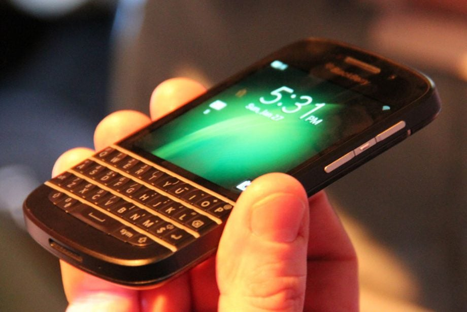 BlackBerry Q10 Review | Trusted Reviews