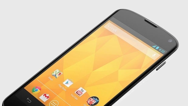 LG officially announces Nexus 4 White