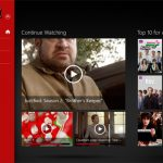 Netflix on Windows 8