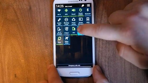 Samsung Galaxy S3 Update