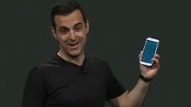 Google's Samsung Galaxy S4