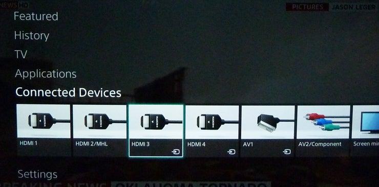 Sony Bravia KDL-47W805A Review   Trusted Reviews