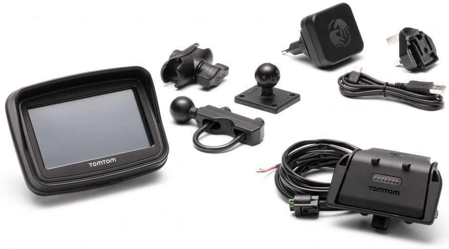 tomtom rider v4 2013 review trusted reviews. Black Bedroom Furniture Sets. Home Design Ideas