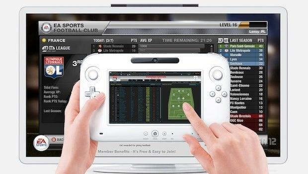 Wii fifa