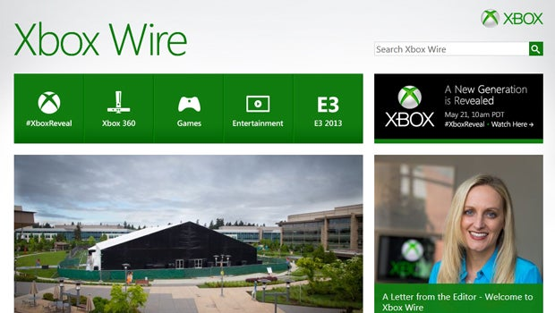 Xbox Wire launched as official Xbox blog days before Xbox 720 reveal ...