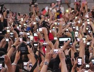 Cameras, cameras everywhere