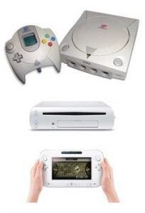 WiiU Dreamcast