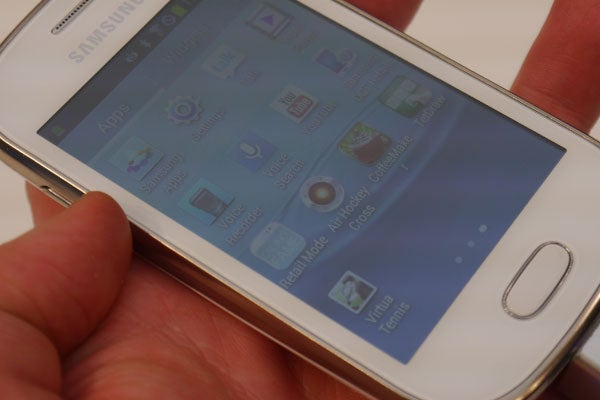 Samsung Galaxy Fame Review Trusted Reviews
