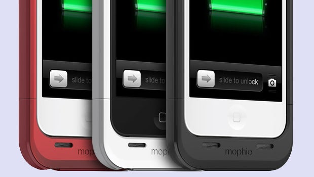 mophie juice pack plus iPhone 5 case