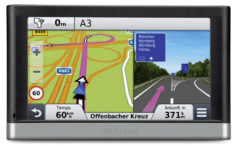 Garmin Nuvi 2598 Lmt D Review Trusted Reviews